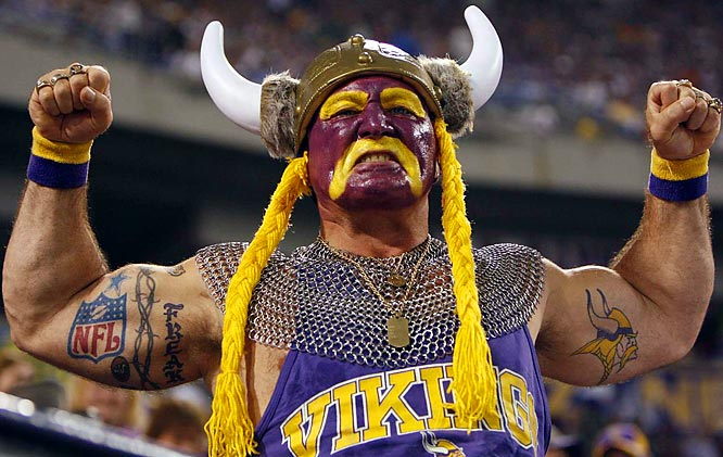 draft day vikings