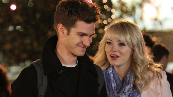 Amazing_Spider-Man_peter and gwen