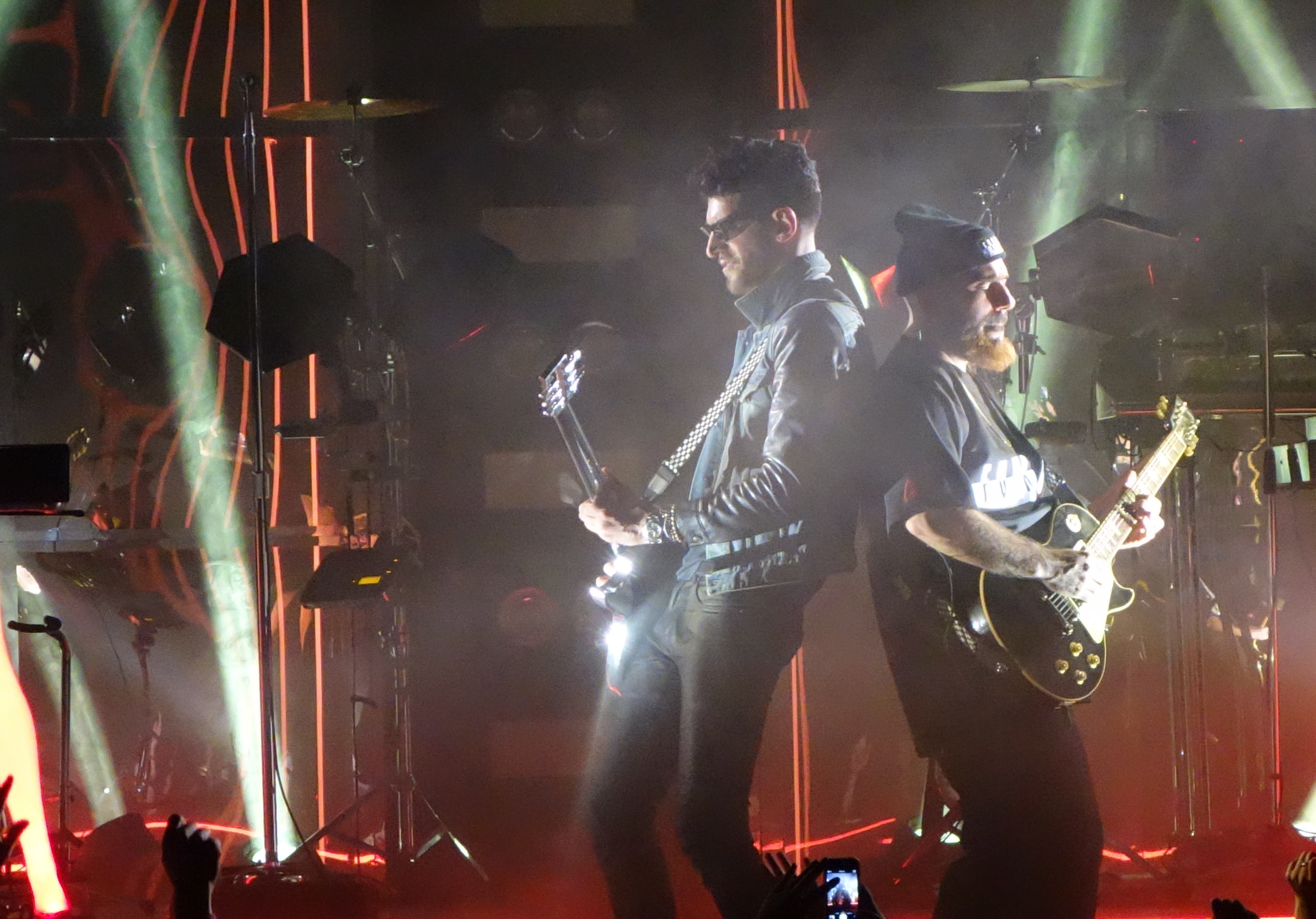 Chromeo-First-Avenue-May-2014-3a