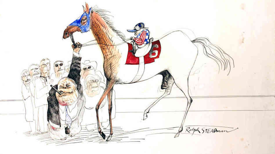 Kentucky Derby - Steadman