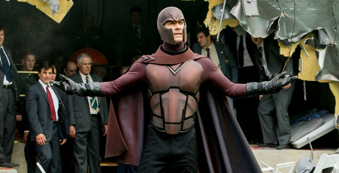 Magneto- days of future past - movie review