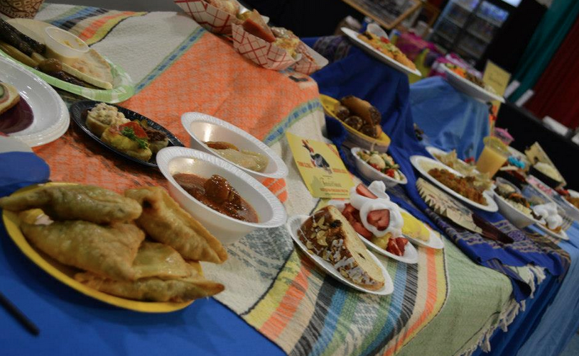 festival of nations - food