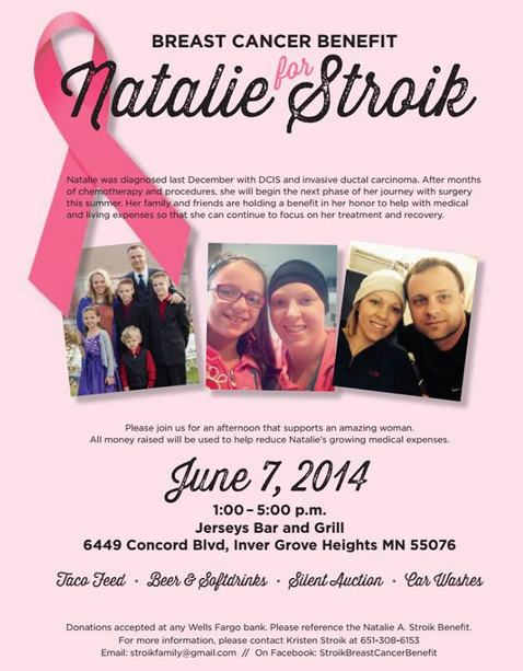 natalie stroik benefit - event - june