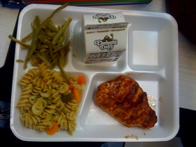 school food debate