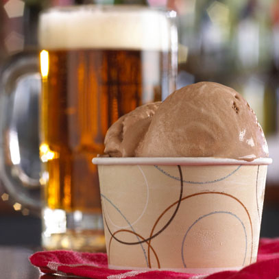 Beer Gelato - State Fair Food