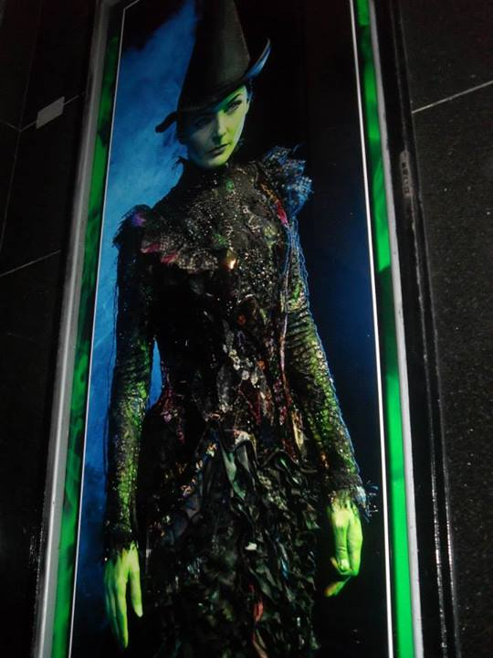 London Theatre Wicked
