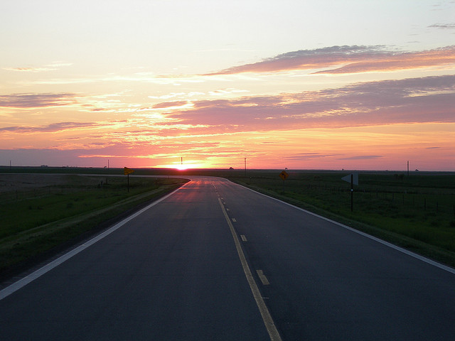 South Dakota Sunset - Jimmy Emerson