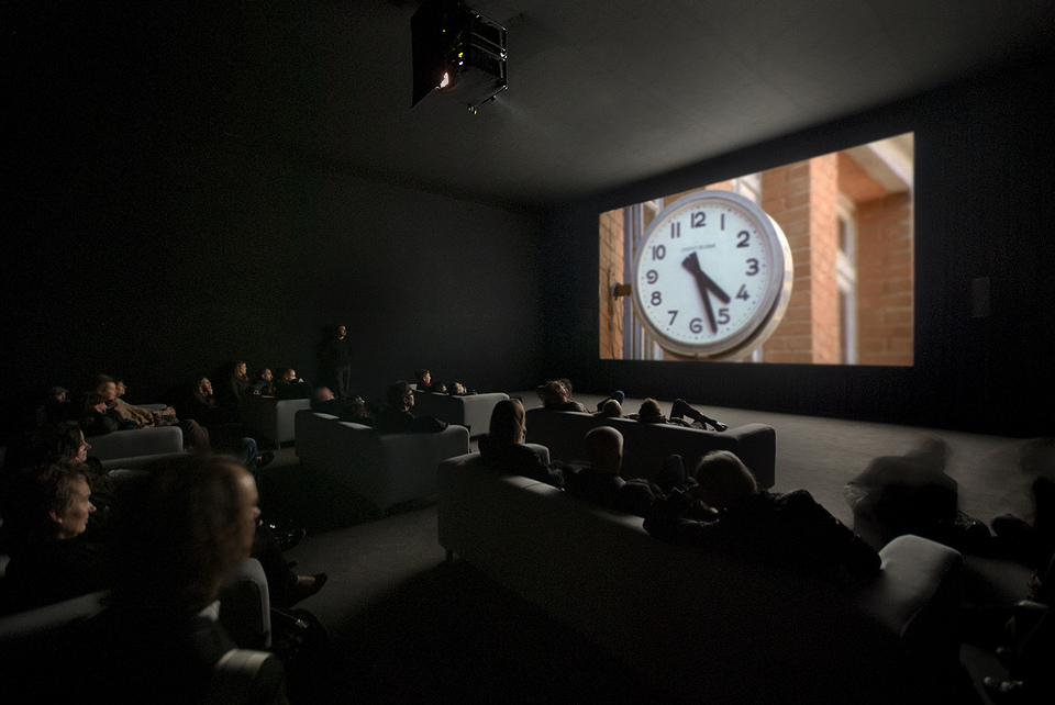 christian-marclay- the clock - walker art center 2