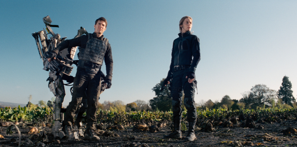 edge of tomorrow - 2014 - movie review