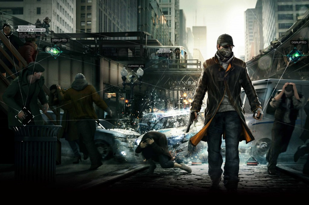 watch dogs - game