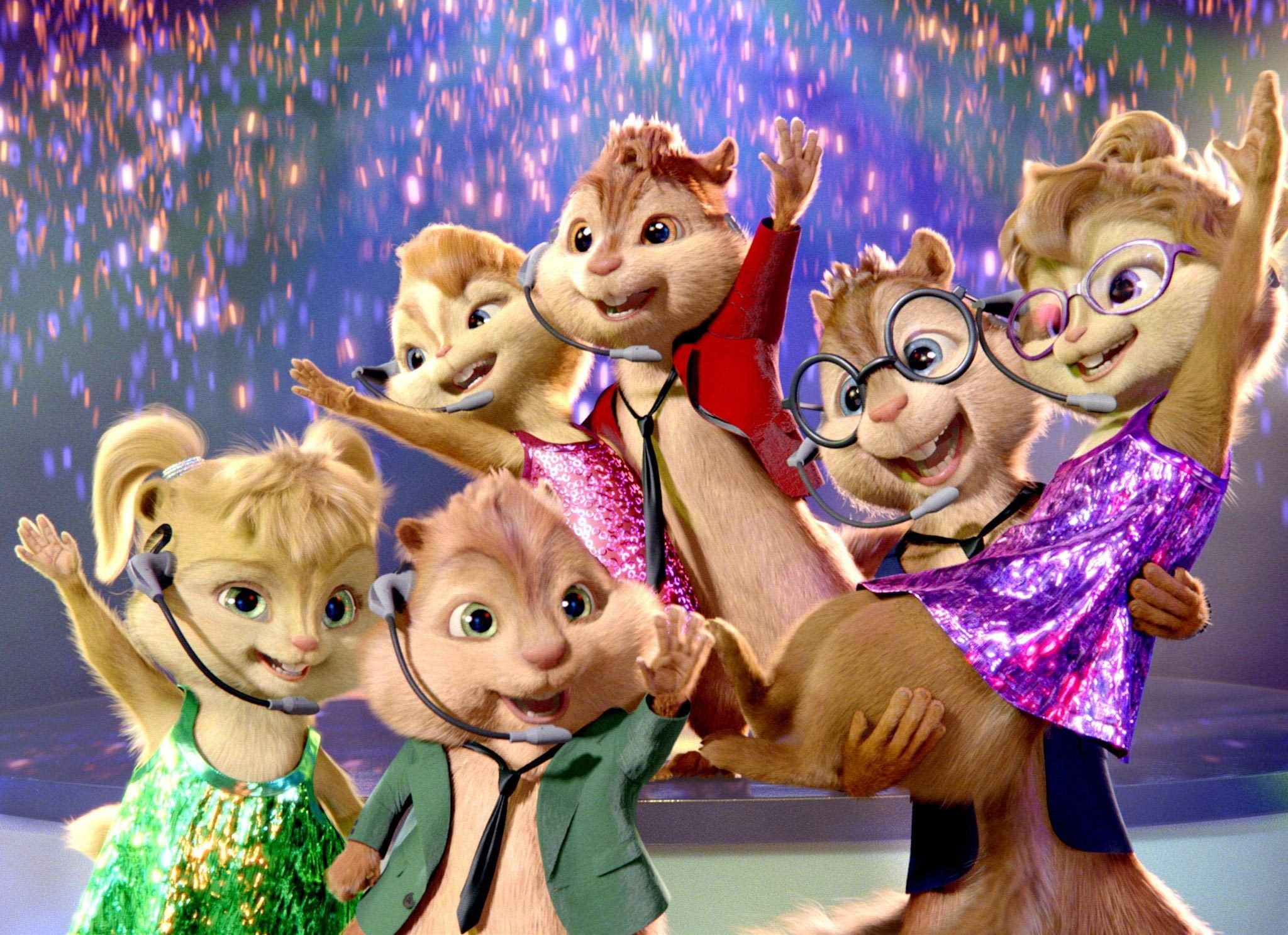 Alvin And The Chipmunks 2014 Alvin And The Chipmunks The