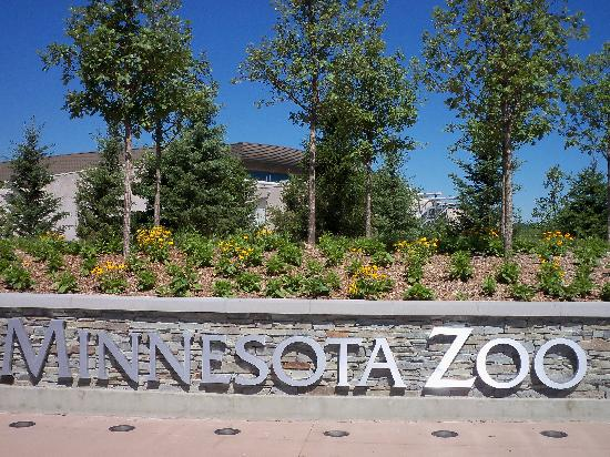 Minnesota Zoo Nature-based playground