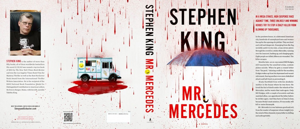 Mister Mercedes - book review - stephen king