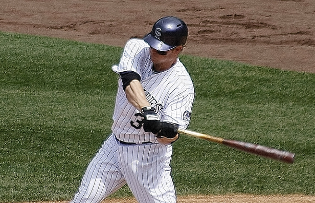 justin morneau - rockies