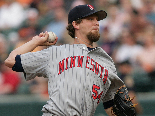 matt guerrier - twins top reliever