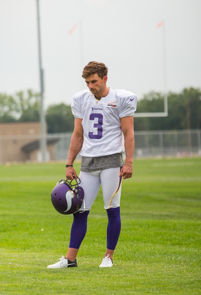 blair walsh - 2014 vikings
