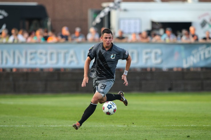 Christian Ramirez - MN United FC