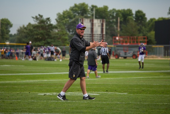 Mike Zimmer copy
