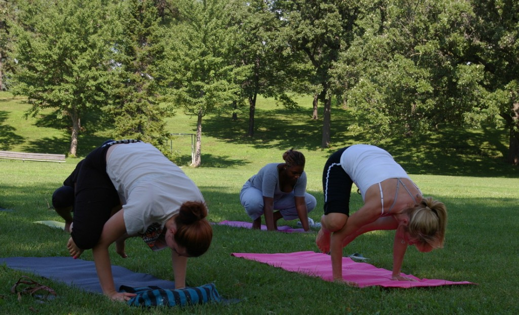 One Yoga Outreach