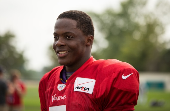 Teddy Bridgewater copy
