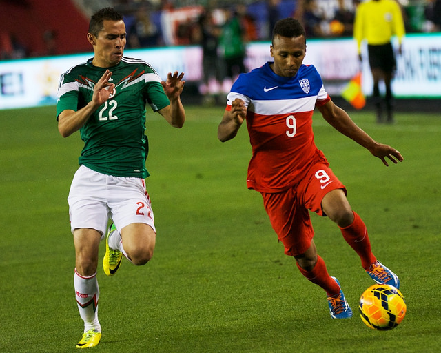 julian green - usa soccer