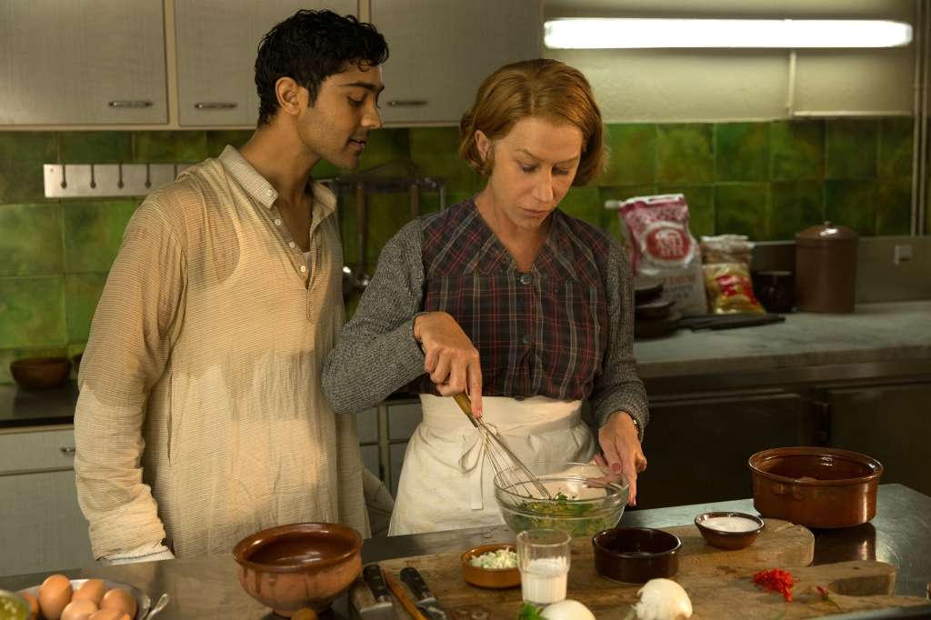 movie review - hundred foot journey