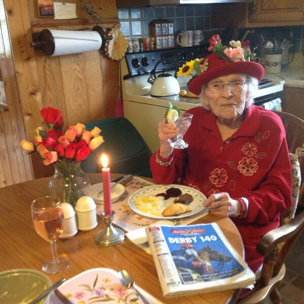 Bernice Madigan oldest people 19th Century
