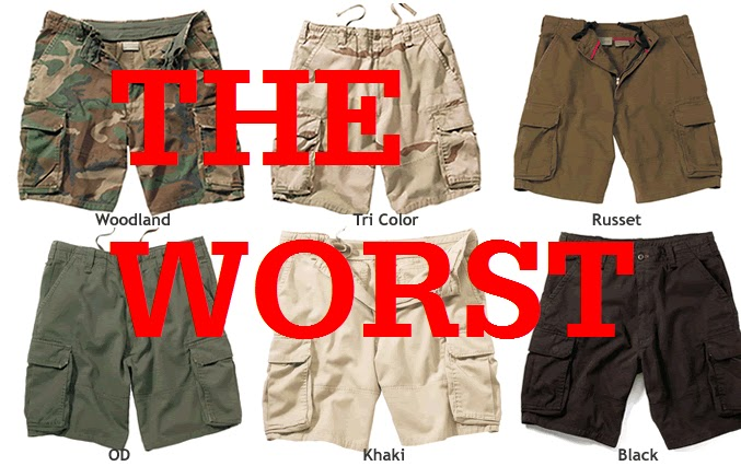 Do People Really Hate Cargo Shorts?