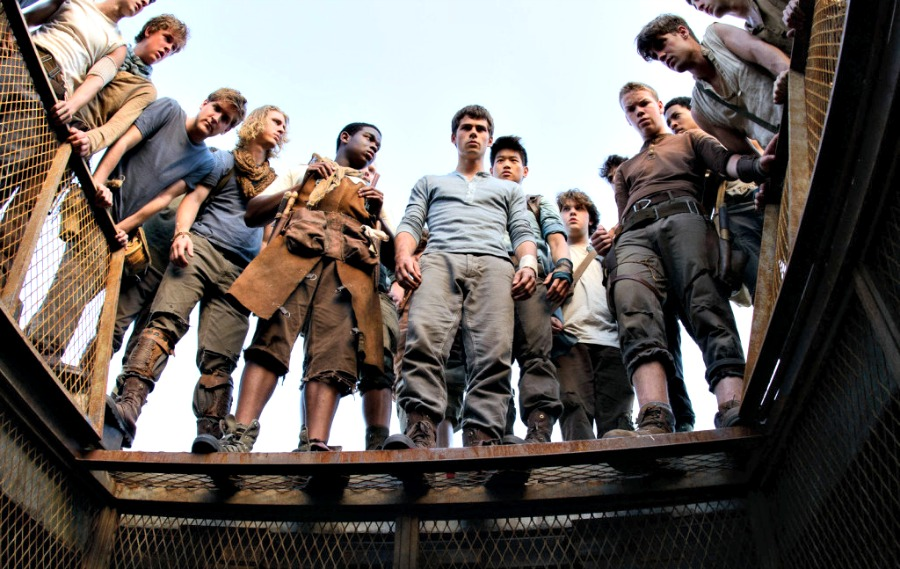 mazerunner-movie review