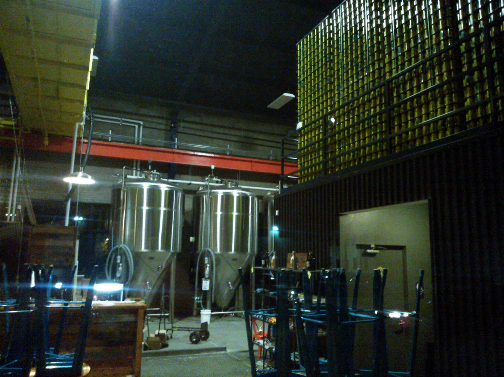 Closing Time @ Bauhaus Brew Labs