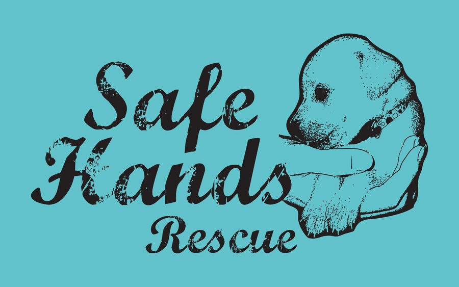 Safe Hands Rescue logo
