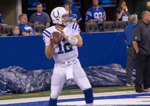 andrew luck - Rob Slaven