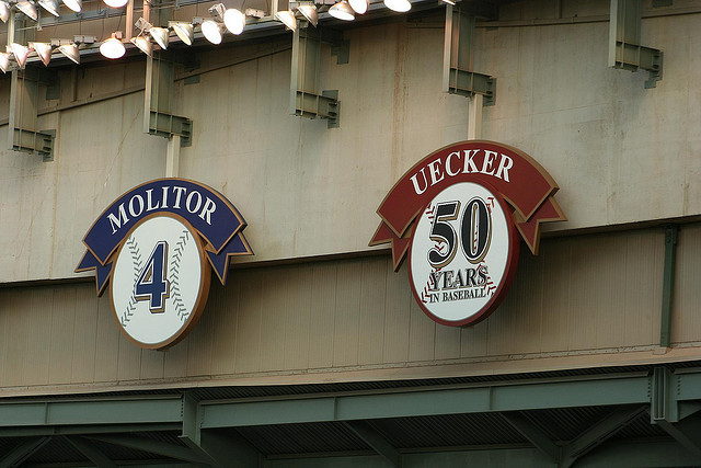 molitor - brewers number