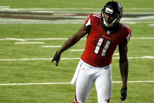 julio jones - football schedule