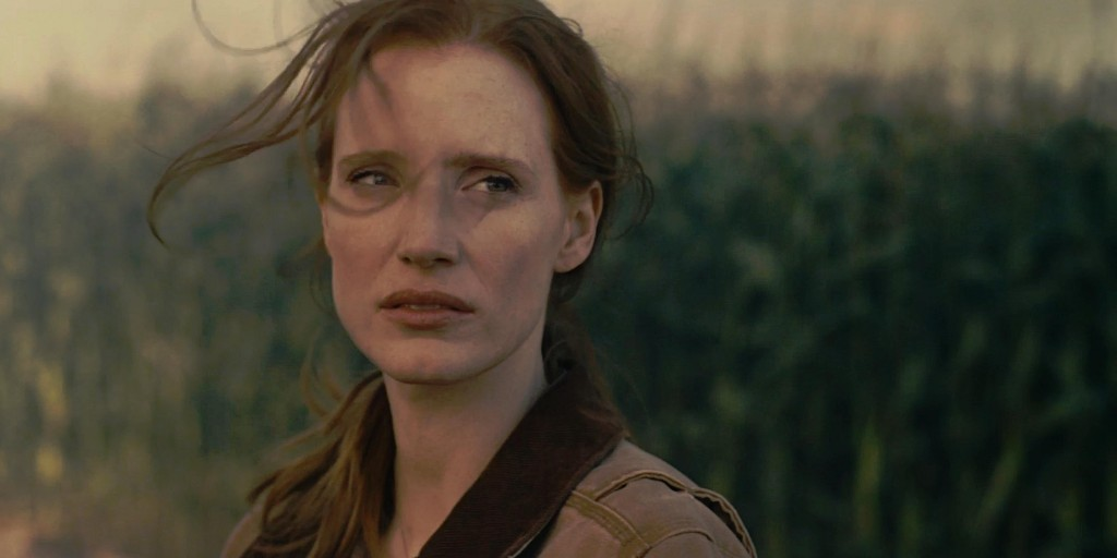 Jessica Chastain i Interstellar