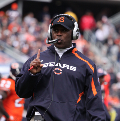 lovie smith - bears