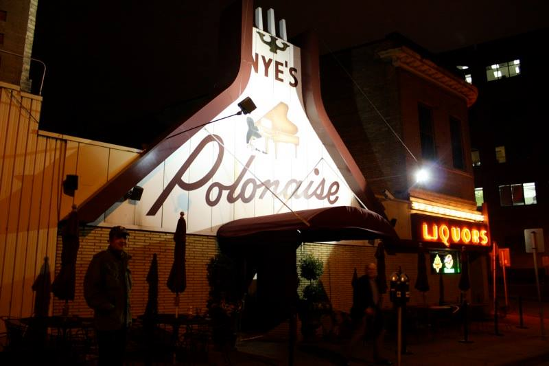 nyes polonaise room - minneapolis