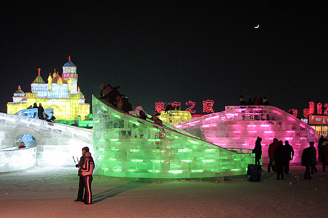 Harbin Ice City (Emma Gawen)