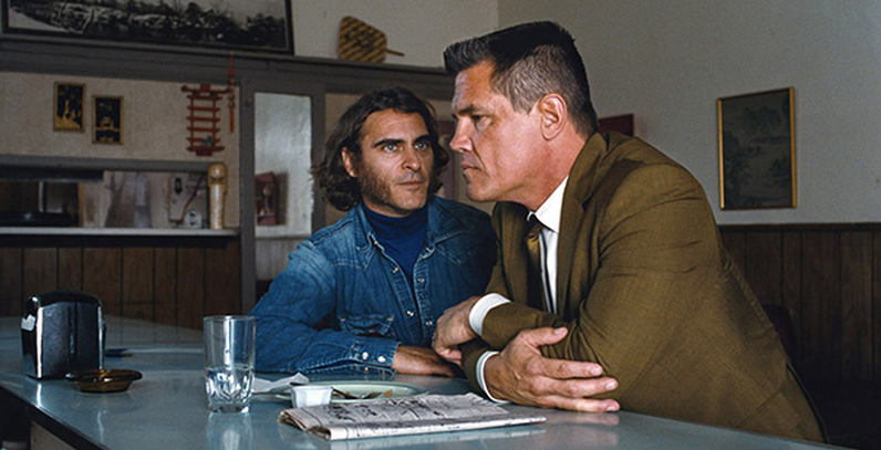 inherent vice - movie review
