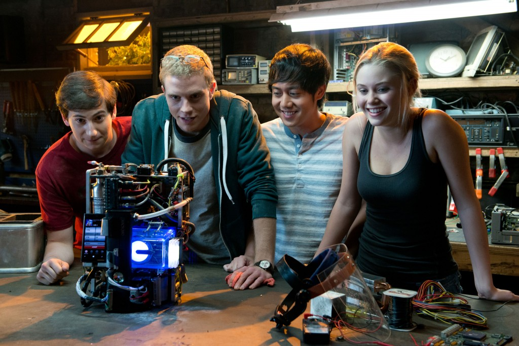project-almanac-movie review - 2015
