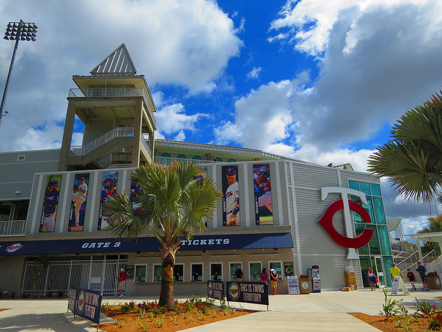 twins new fort myers home - begreen90