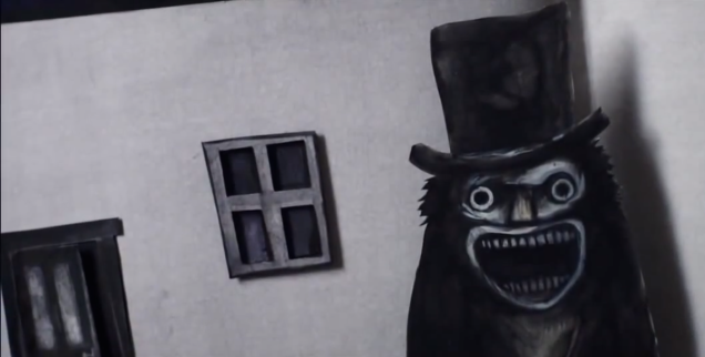The-Babadook - movie reivew