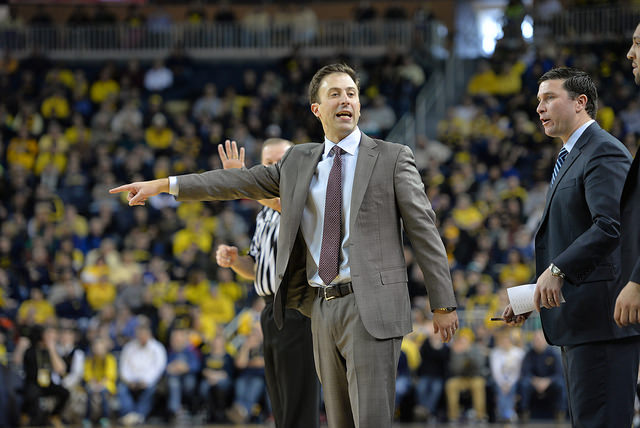 Gophers B1G Pitino