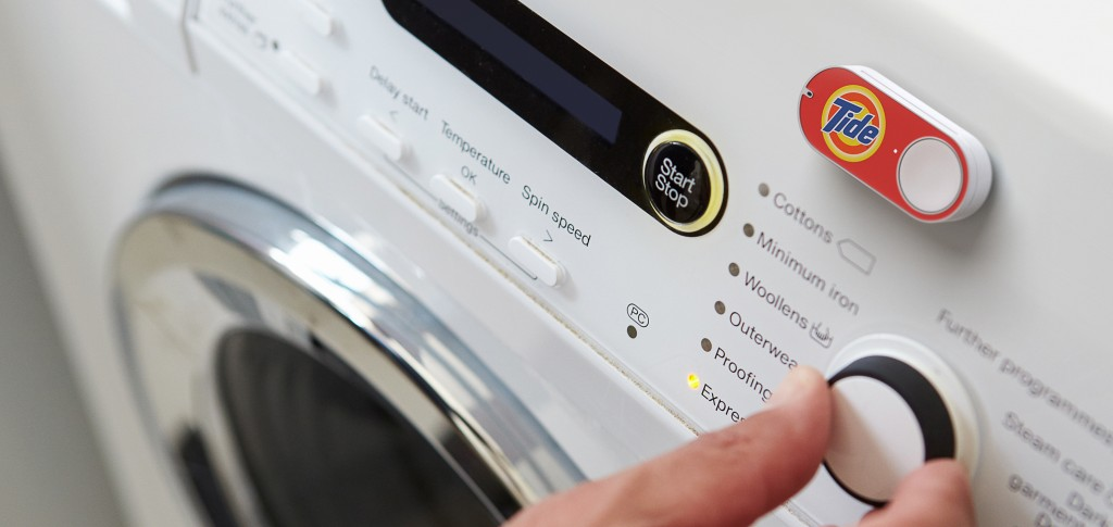 Tide Amazon Dash Button