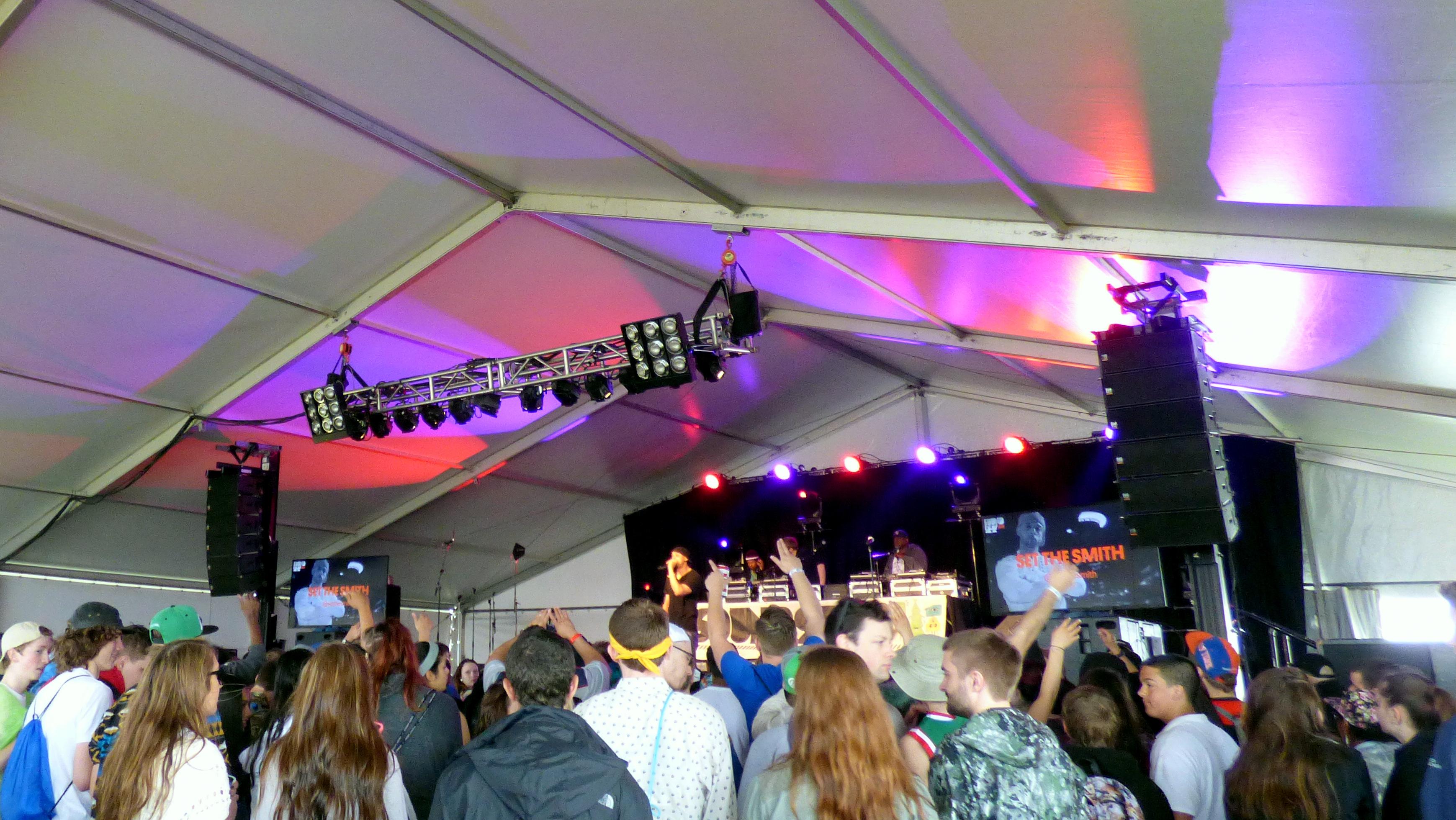 SET THE SMITH Performs Soundset 2015