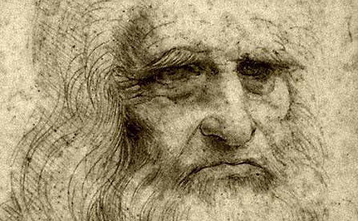 self portrait of da vinci