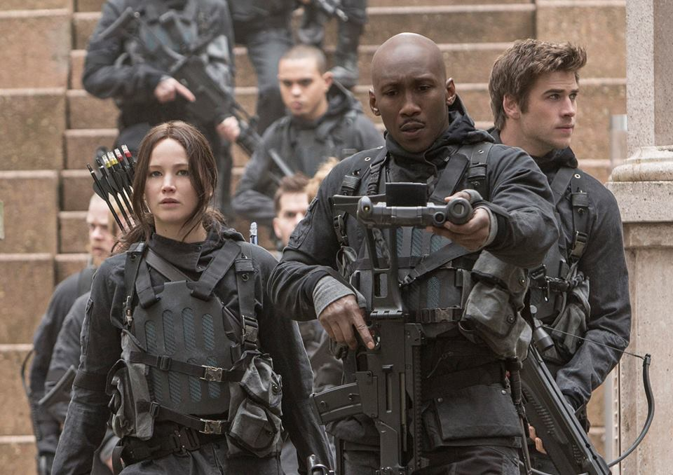 mockingjay part two review