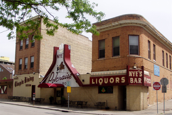 nyes polonaise room - closing its doors