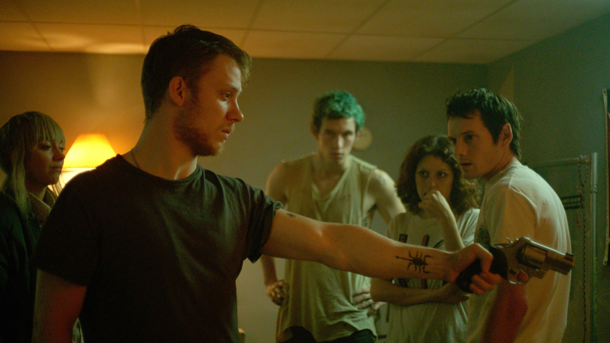 Movie Review Green Room is a Well Crafted Slasher