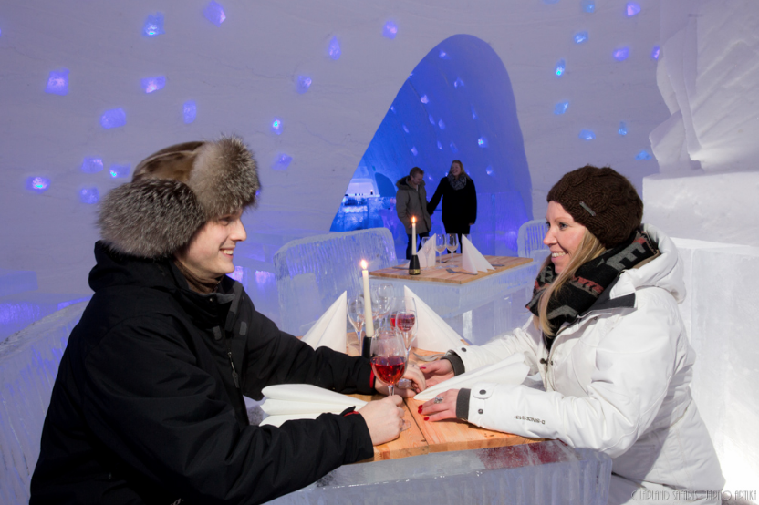 ice village restaurant